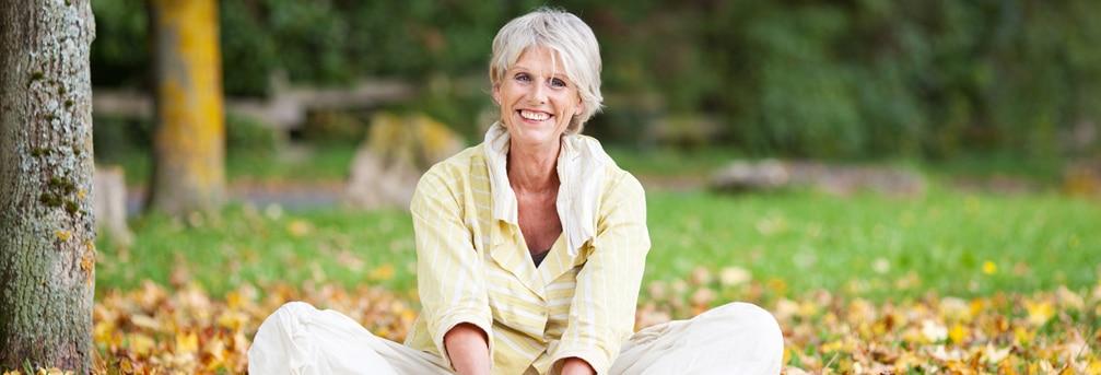 Vitalität bis ins hohe Alter ist kein Zufall